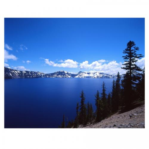 Crater Lake Blue